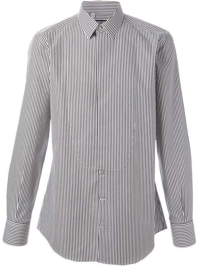 Dolce & Gabbana Striped Shirt