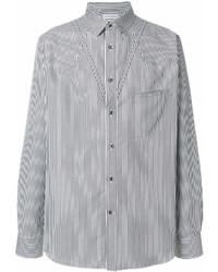 Alexander McQueen V Stripe Shirt