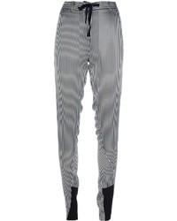 Ann Demeulemeester Striped Drawstring Trouser