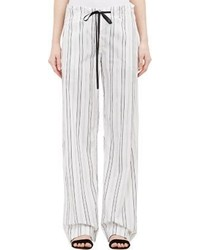 Paperweight wide leg trousers medium 184594