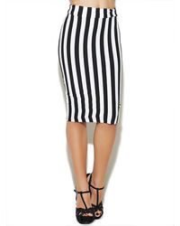 af7daeca0d Gianfranco Ferre Vintage Striped Pencil Skirt Out of stock · Arden B  Vertical Stripe Midi Skirt