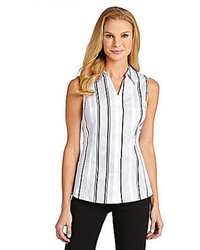 Rose sleeveless blouse medium 96308