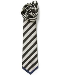 Classic striped tie medium 22526