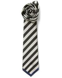 Valentino Classic Striped Tie
