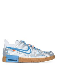 Nike X Off-White Air Dunk University Blue Sneakers