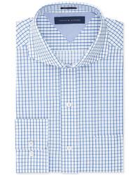 Easy care check dress shirt medium 191158