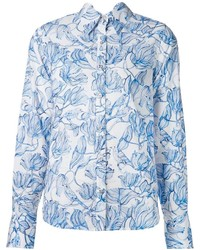 Creatures of the Wind Floral Print Shirt