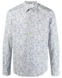 Paul Smith Floral Button Down Shirt