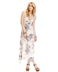 Free people floral print maxi dress medium 716261