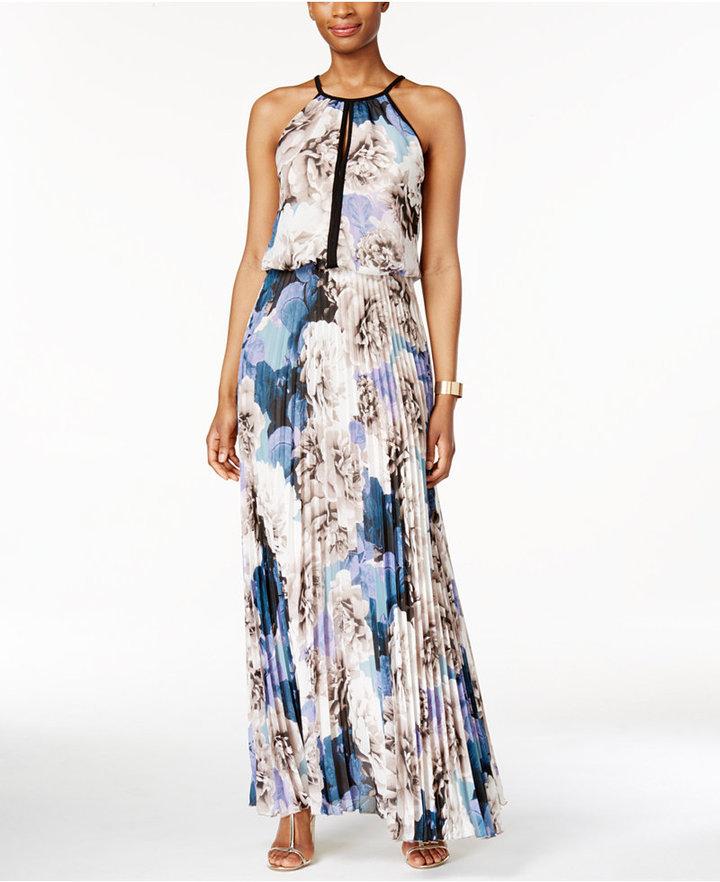 Xscape Halter Dress