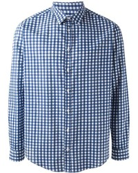 Gingham check shirt medium 201950
