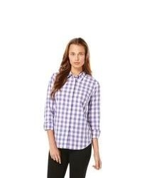 Original Penguin Long Sleeve Gingham Woven Shirt
