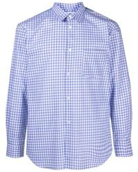 Comme Des Garcons SHIRT Comme Des Garons Shirt Patchwork Gingham Shirt