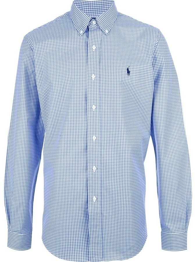 Polo Ralph Lauren Gingham Print Shirt