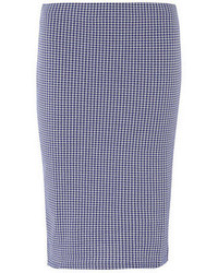 Dorothy perkins gingham pencil skirt medium 94611