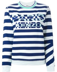 Kenzo Paris Striped Sweatshirt