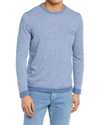 Benson Pocket Stripe Sweater