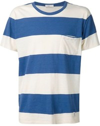 Closed Striped Crew Neck T Shirt