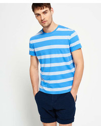 Superdry Ie Refined Striped T Shirt