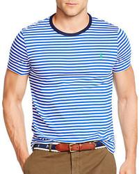 Polo Ralph Lauren Striped Crewneck T Shirt