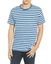 Levi's Sunset Stripe Pocket T Shirt