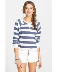 Volcom Prime Stripe Raglan Sleeve Pullover