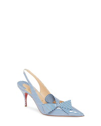 Christian Louboutin Clare Bow Slingback Pump