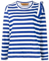 Golden goose deluxe brand striped longsleeved t shirt medium 1252181