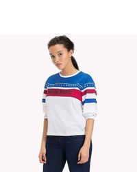Tommy Hilfiger Long Sleeve Motocross Tee