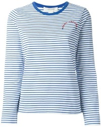 Marc Jacobs Skinny Stripe T Shirt