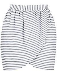 Harvey Faircloth Engineers Stripe Skirt