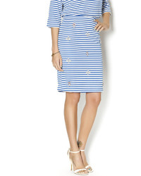 Regatta striped skirt medium 272021