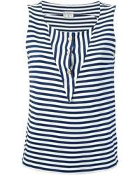 Chanel Vintage Striped Top