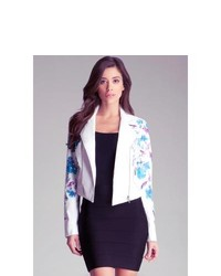 White and blue jacket original 3930285
