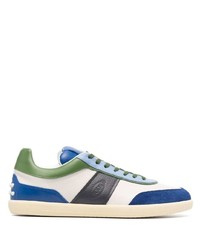Tod's Colourblock Leather Sneakers