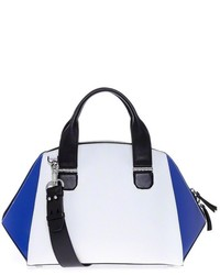 Mackage Sage S5 Combo Leather Structured Bag