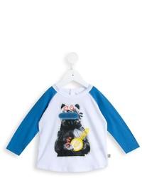 Stella McCartney Kids Max Bear T Shirt