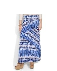 How to Wear a White and Blue Maxi Skirt (27 looks) | Women's Fashion
