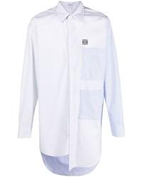 Loewe Anagram Embroidered Shirt