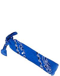 Blue print bandana medium 295877