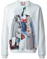 Abstract print sweatshirt medium 321719