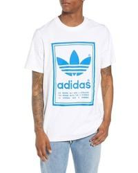 adidas Originals Adidas Vintage Logo Graphic T Shirt