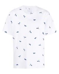 Puma All Over Logo T Shirt