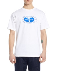 Wu Wear Globe Logo T Shirt