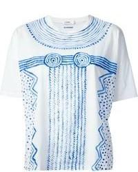 Jil Sander Printed T Shirt