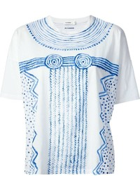 Printed t shirt medium 1362703