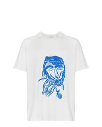 Our Legacy Sailor Print Cotton T Shirt