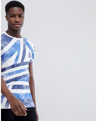 Tom Tailor T Shirt With Geo Print
