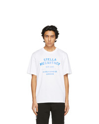 Stella McCartney White 23 Old Bond Street T Shirt