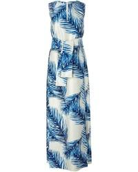 Tory Burch Printed Long Dress